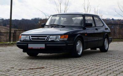 Saab 900i 1993
