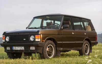 Land Rover Range Rover Classic 1992