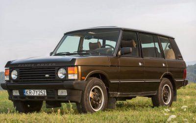 Land Rover Range Rover Classic 1992