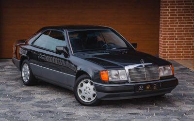 Mercedes-Benz 300CE C124 1991
