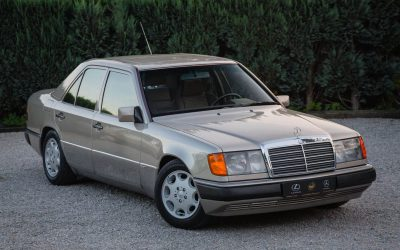 Mercedes-Benz 300D W124 1991