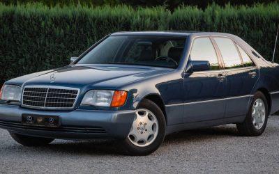 Mercedes-Benz 500SE W140 1991