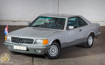 Mercedes-Benz 500SEC C126