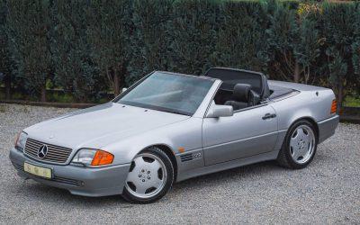 Mercedes-Benz SL600 R129 1994