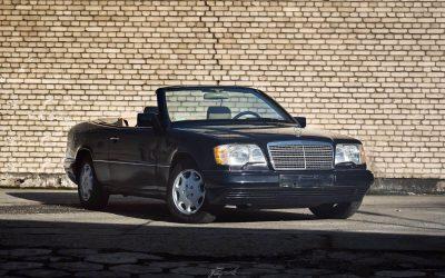 Mercedes-Benz E320 A124 1995