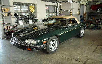 Jaguar XJS V12 1988