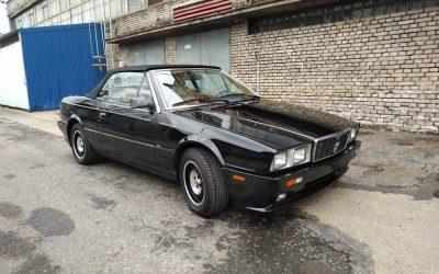 Maserati Biturbo 1987