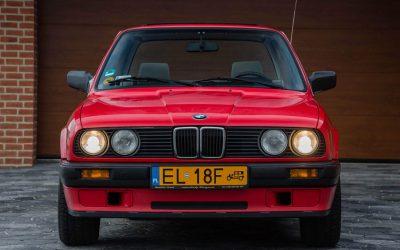 BMW 316iA E30 1990
