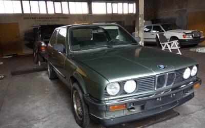 BMW 318 E30 1985