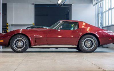 Chevrolet Corvette Stingray C3 1971