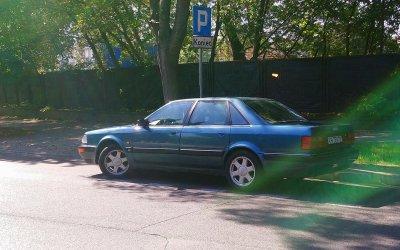 Audi V8 D11 1991