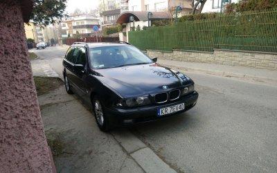 BMW 540iA E39 1998
