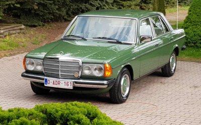 Mercedes-Benz 200 W123 1977