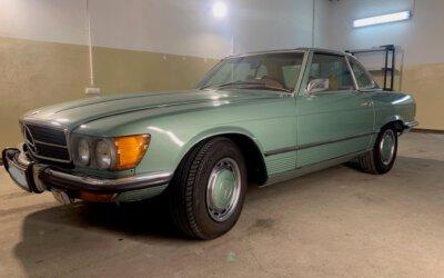 Mercedes-Benz 450SL R107 1972