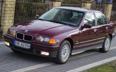 BMW 318i E36 1995