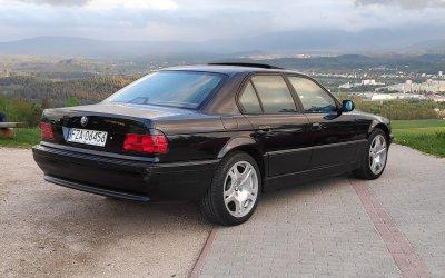 BMW 728i E38 1997