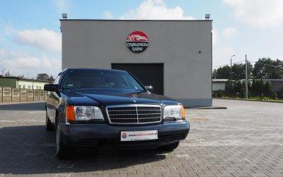 Mercedes-Benz 600 SEL W140 1993