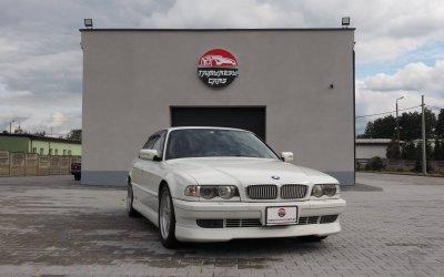BMW 740i E38 2001