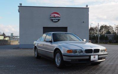 BMW 740i E38 1999