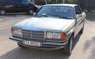 Mercedes-Benz 230CE C123 1984