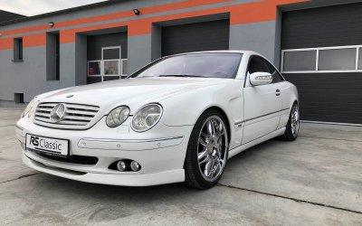Mercedes-Benz CL500 W215 BRABUS 2001