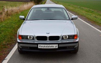 BMW 740i E38 1997