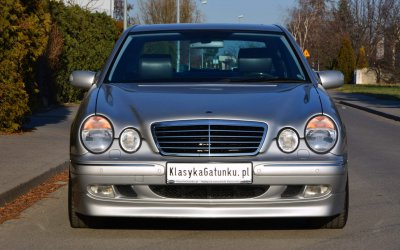 Mercedes-Benz Brabus B10 W210 2001