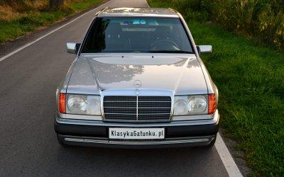 Mercedes-Benz 320E W124 1992