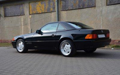 Mercedes-Benz 500 SL R129 1992