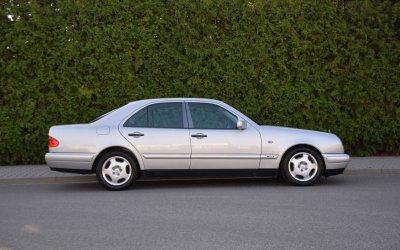 Mercees-Benz E 250 TURBODIESEL W210 1999