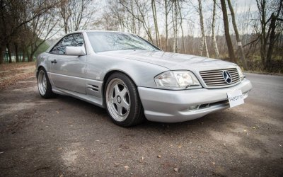 Mercedes-Benz SL 500 R129 1991