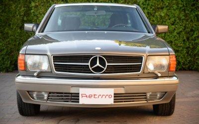 Mercedes-Benz 560 SEC C126 1990