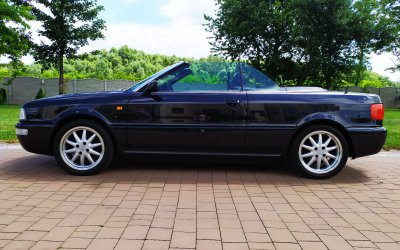 Audi 80 Cabriolet 2000