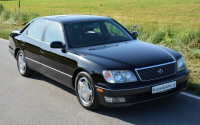 Lexus LS 400 1998