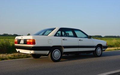 AUDI 100 C3 1987