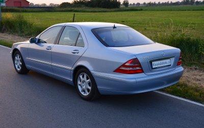 Mercedes-Benz S500 W220 1999