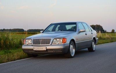 Mercedes-Benz 500SE W140 1993