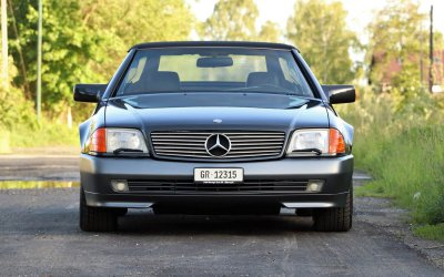 Mercedes-Benz 500 SL R129 1991