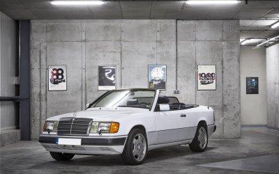 Mercedes-Benz 300CE A124 1993