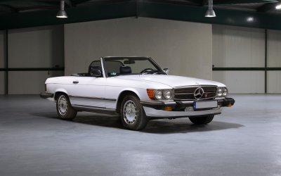 Mercedes-Benz 560SL R107 1986