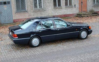 Mercedes-Benz 600 SEL W140 1992