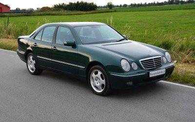 Mercedes-Benz E 430 4MATIC W210 2001