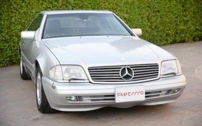 Mercedes-Benz SL 320 R129 1996