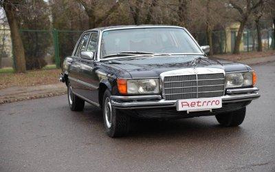 Mercedes-Benz 280 SE W116 1980