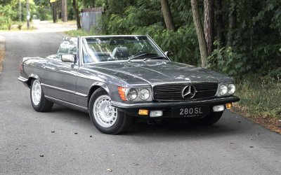 Mercedes-Benz 280 SL R107 1984