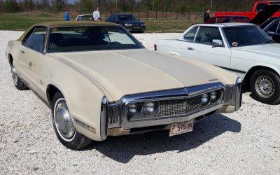 Oldsmobile Toronado 1970
