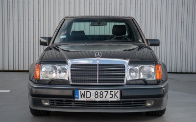 Mercedes-Benz 500E W124 1992