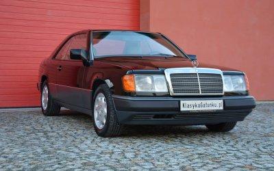 Mercedes-Benz 300 CE-24 C124 1992