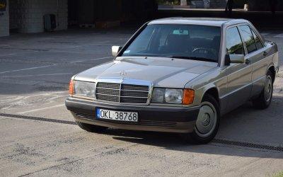 Mercedes-Benz 190D 2.5 Turbo W201 1992