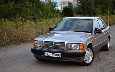 Mercedes-Benz W201 1989